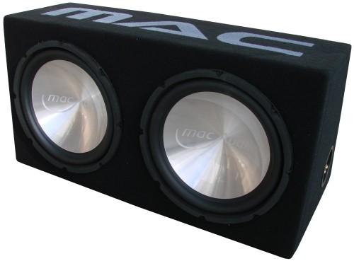 1 Stück mac Audio Mac Fire 425 Passivreflex Subwoofer 500 Watt max. NEU