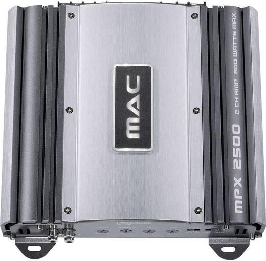 Mac Audio MPX 2500 2-Kanal Endstufe, NEU 001