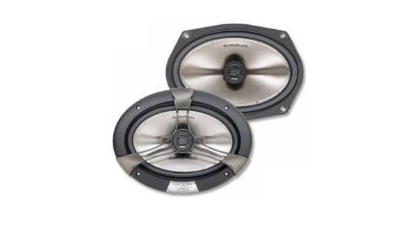 1 Paar Mac Audio Super Audio 69.2 Auto Lautsprecher 6x9 , 200 Watt max., NEU