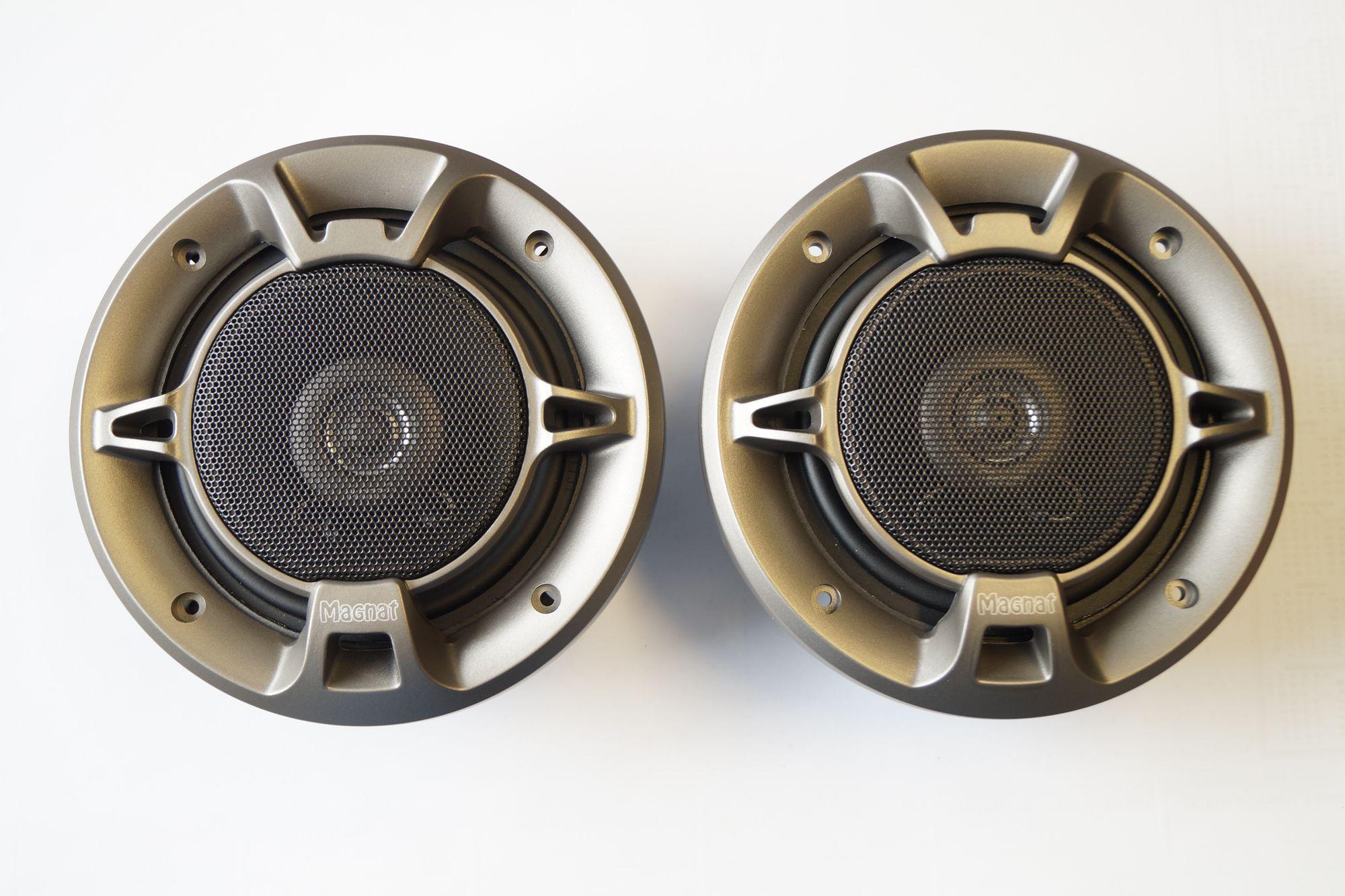 1 Paar Magnat 130 mm 2-Wege Koax Ultra S 132, NEU 001