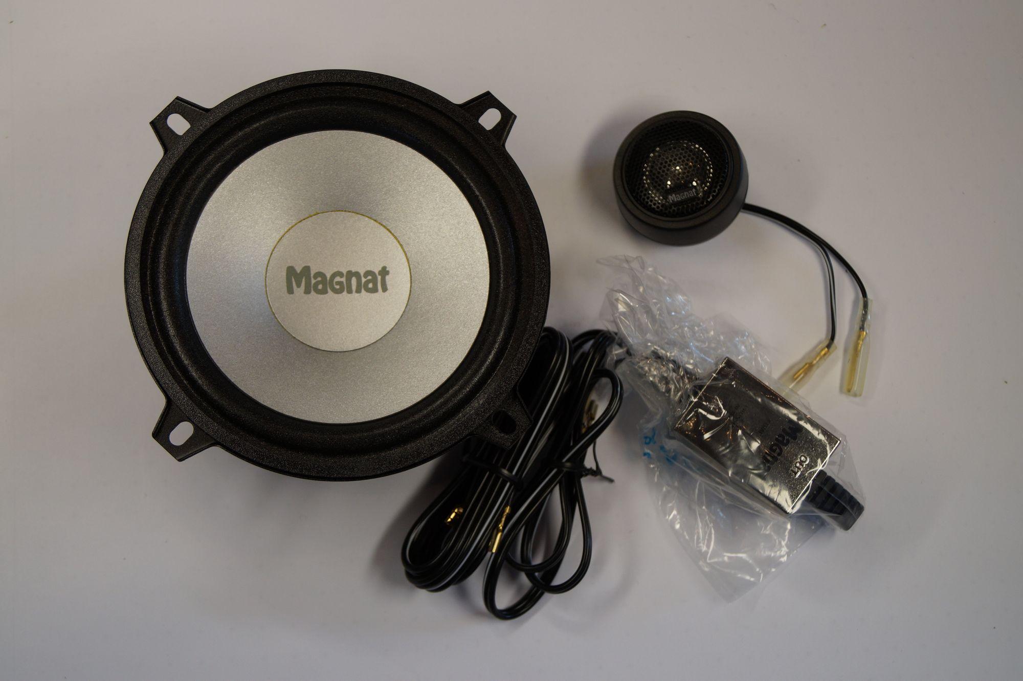 1 Paar 130 mm 2-Wege Kompo System Magnat Xtract 2130, NEU
