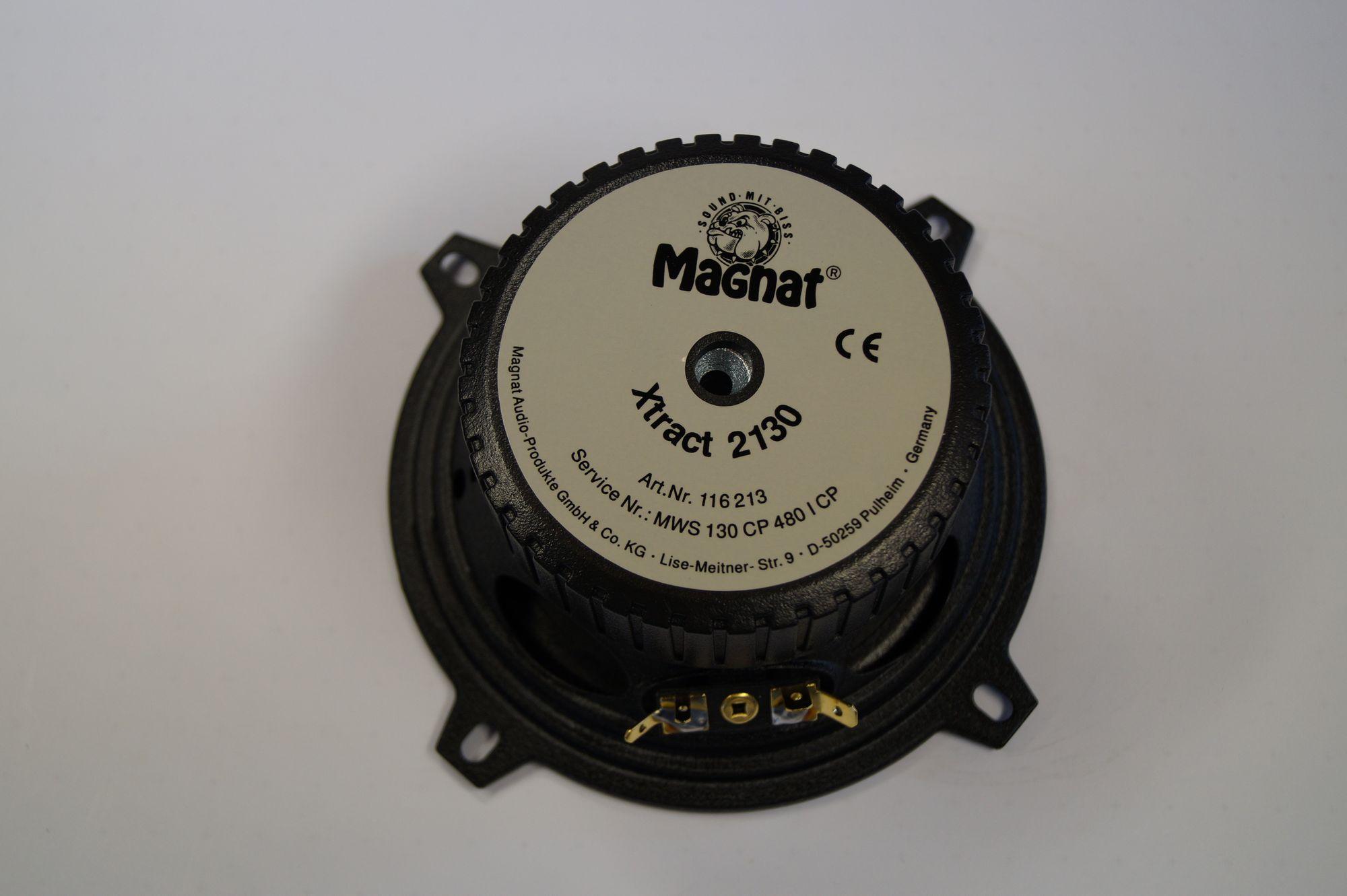 1 Paar 130 mm 2-Wege Kompo System Magnat Xtract 2130, NEU – Bild 3
