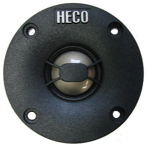 Heco HT25X-AL6N S, Hochton-Kalotte, 90 Watt max., 1 Paar Serviceware – Bild 1