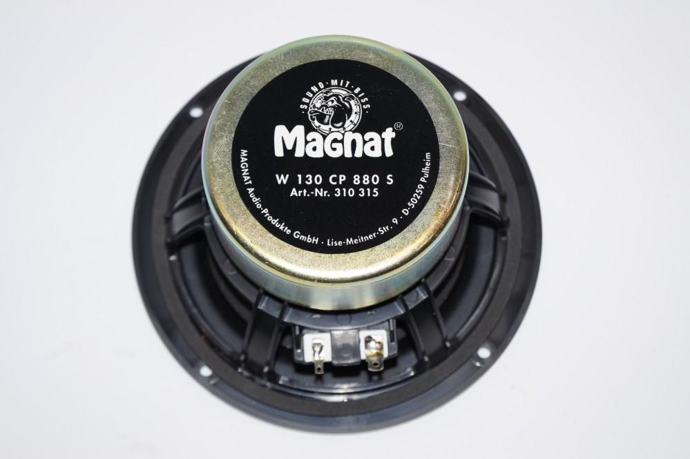 1 Paar 130 mm Tief Mitteltöner Magnat W130 CP880 13 cm, NEU – Bild 3