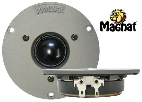 1 Paar Magnat Vector Hochtöner T25GE660,120 Watt max.,SERVICEWARE Neu