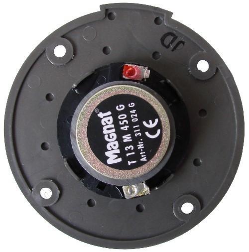 Magnat T 13 M 450G,Hochtöner 100 Watt max., 1 Paar NEU – Bild 4