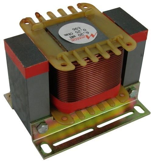 "Mundorf Spule ""t96"" 6,20 mh - 0,25 Ohm K109 S  – Bild 1"