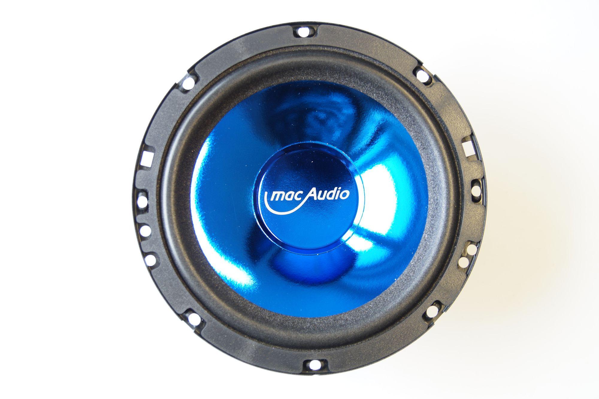 1 Paar 165 mm mac Audio Premium 2.16 Tieftöner Basslautsprecher