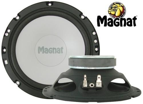 1 Paar 165 mm Magnat Bull Power 216 Basslautsprecher Tieftöner
