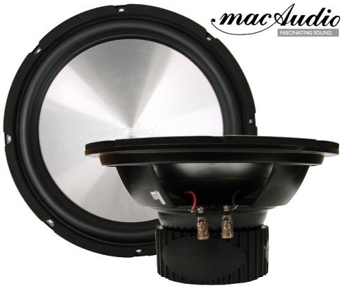 "12"" 30 cm Subwoofer Tieftöner Basslautsprecher mac Audio Mac Fire 300 – Bild 1"