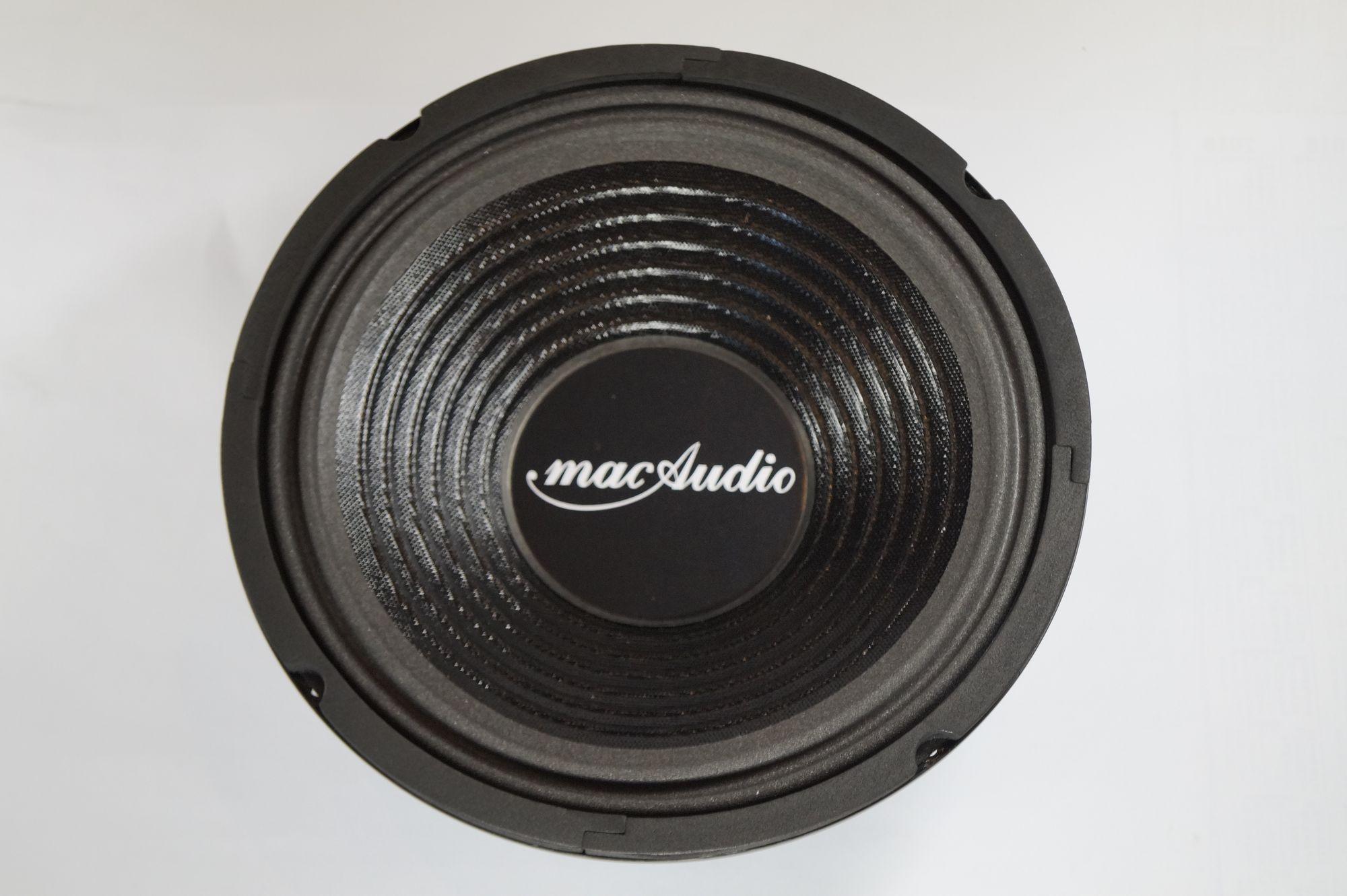 Mac Audio Quattro 25,25 cm Subwoofer,Basslautsprecher,Tieftöner – Bild 1