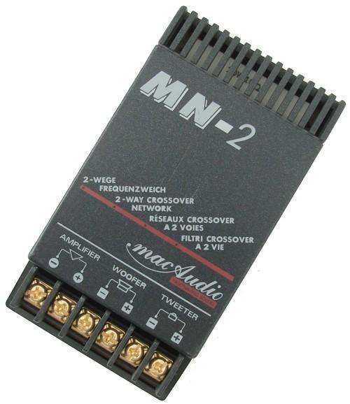 1 Paar 2-Wege Weiche mac Audio MN-2