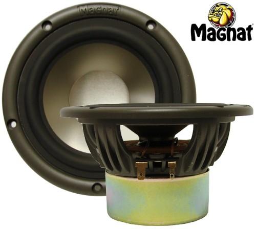 1 Paar Magnat 130 mm Tiefmitteltöner MWABS-130AL870IS S 140 Watt, NEU