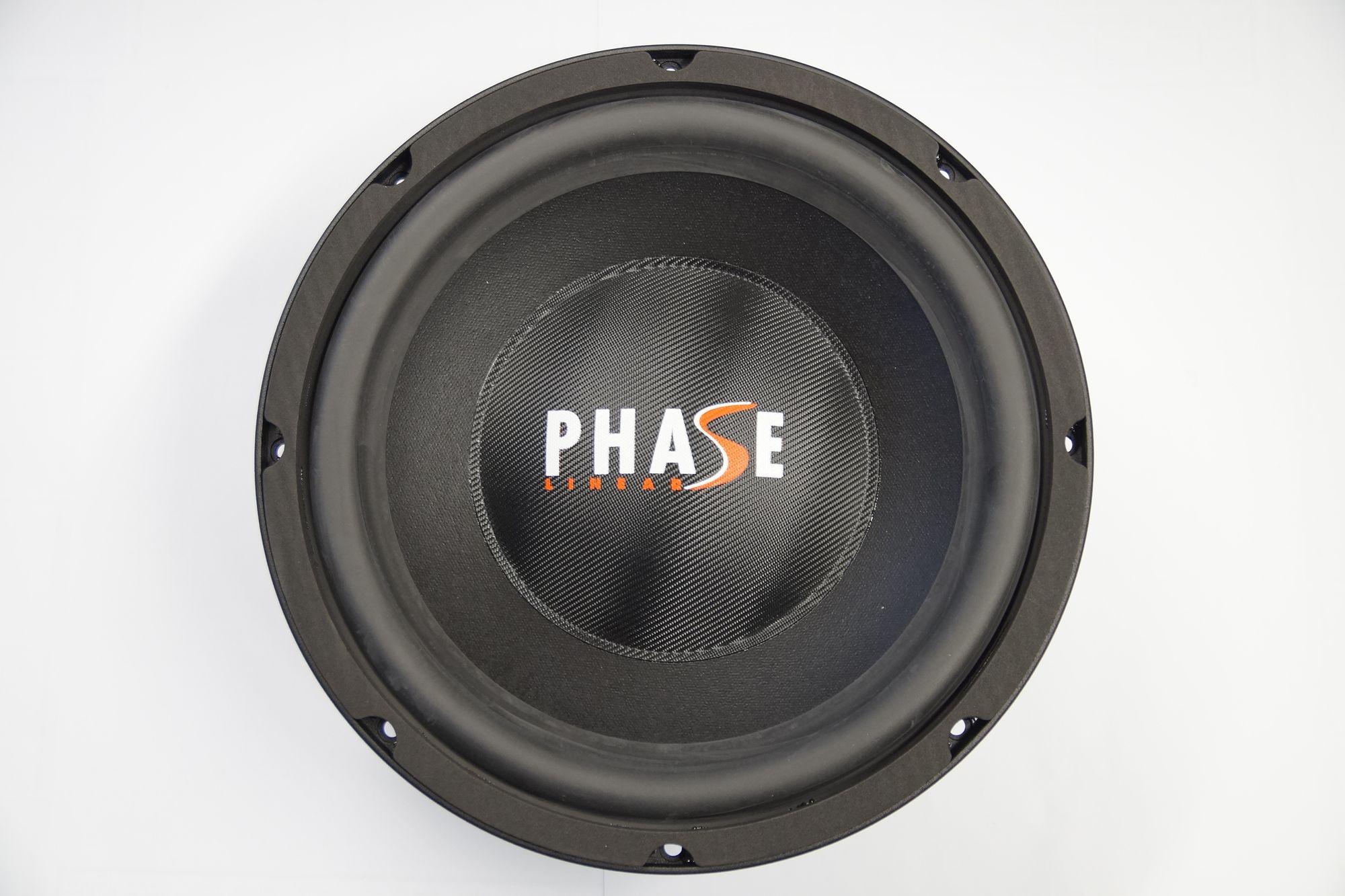 "Phase Linear Thriller 3000, 12"" 30 cm Subwoofer Basslautsprecher Subwoofer"