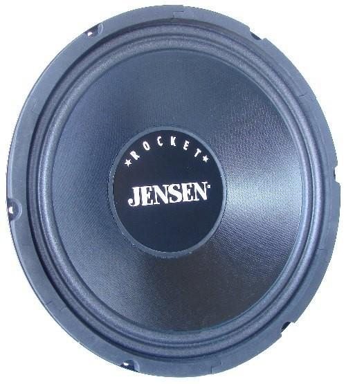1 Stück Jensen Rocket 1200 Basslautsprecher Subwoofer 480 Watt