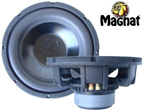 1 Stück Magnat X-Force 3000, Subwoofer Basslautsprecher Tieftöner 001