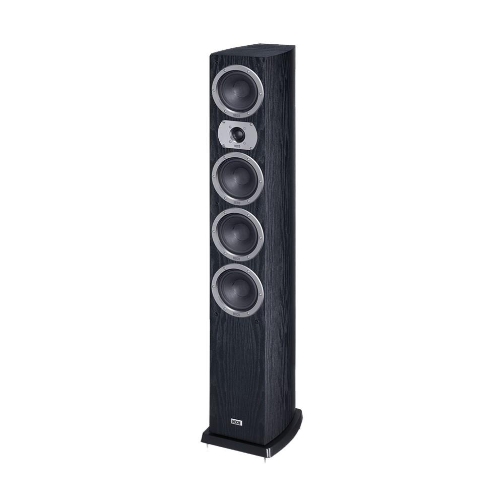 Heco Victa Prime 602, 3 Wege Bassreflex, 280 Watt max., schwarz 1 Stück, Neu-Ware