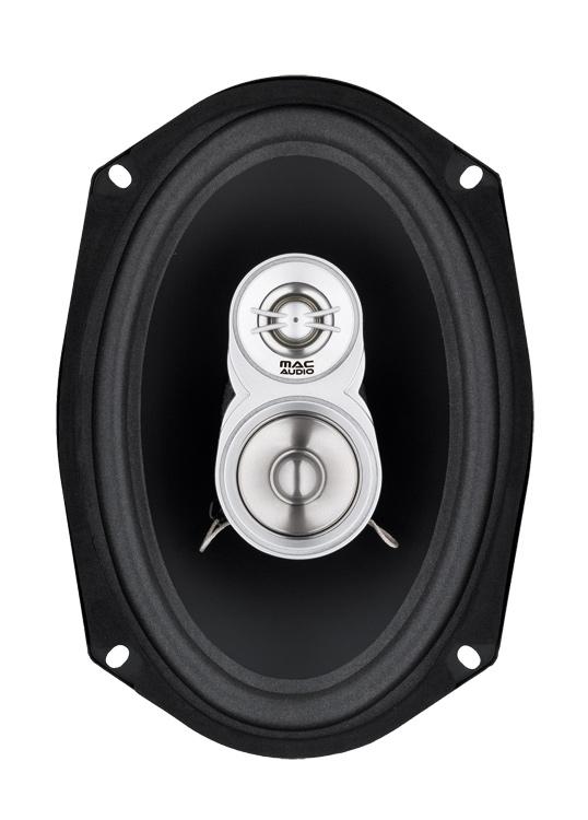 Dodge Magnum, Lautsprecher Einbauset Tür vorne und Seitenteil Heck, 2 Paar (4 Stück), Neu – Bild 3