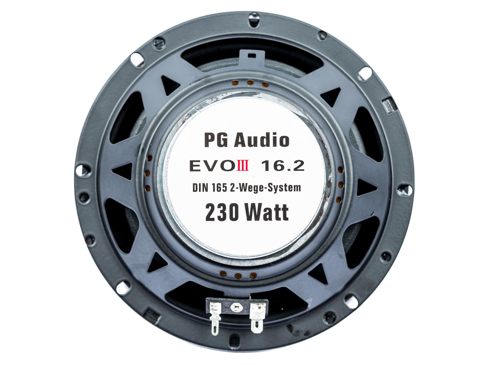Volvo XC90 ab 2003 Lautsprecher Einbauset Tür vorne und hinten – Bild 2
