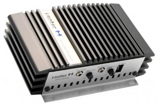 i-sotec Auxgate Connect Mini Verstärker B Ware