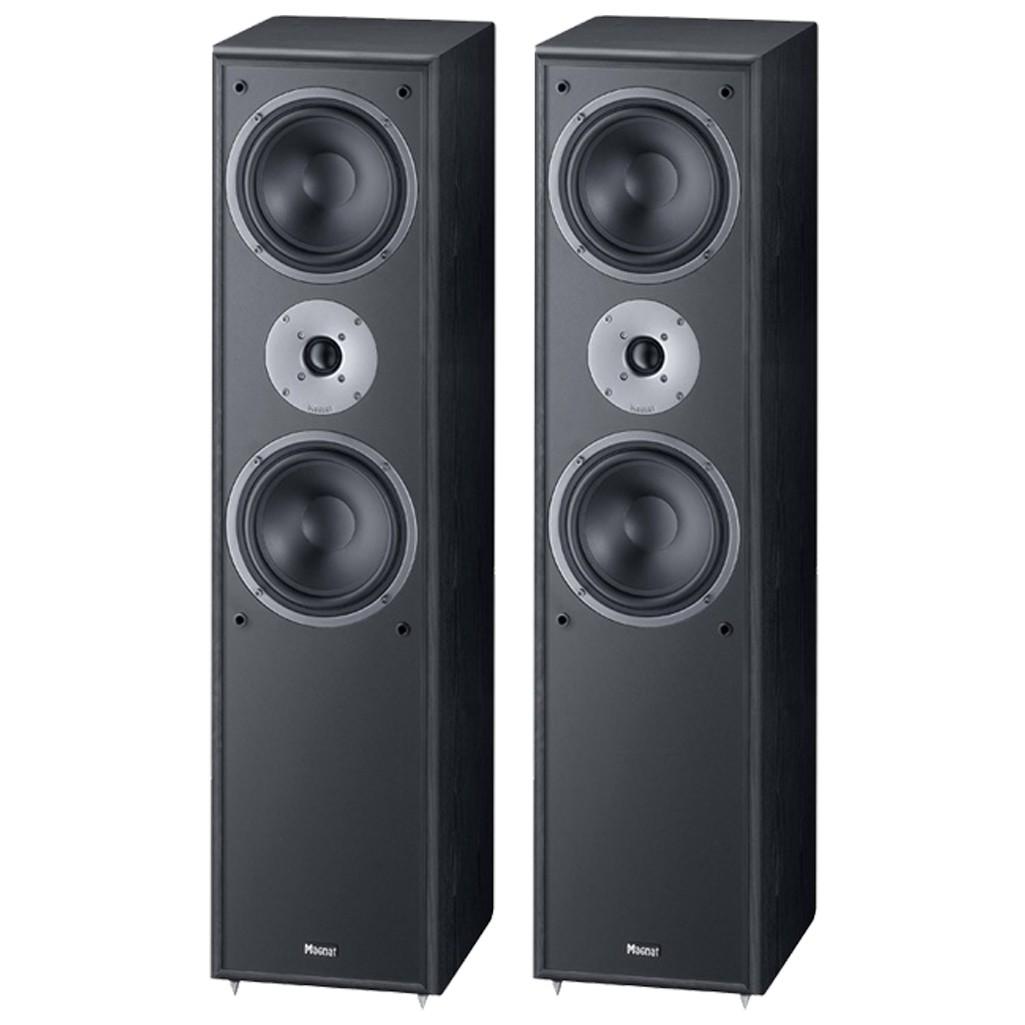 Magnat Monitor Supreme 802, 2 ½ Wege Lautsprecher, schwarz, 1 Paar B-Ware