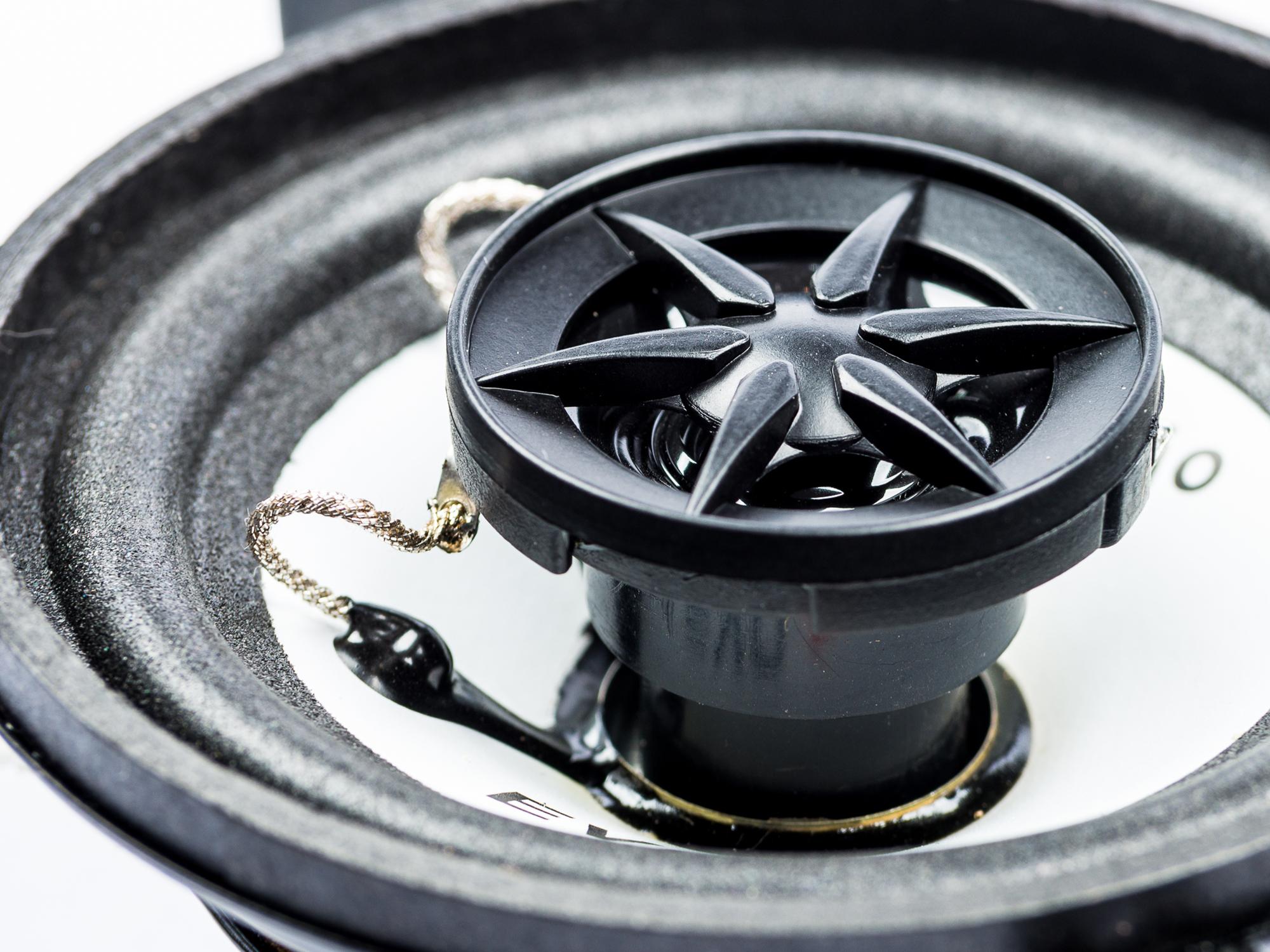 13 cm Coax 2-Wege-Koax VW Golf II, Lautsprecher Tür Vorne  – Bild 4