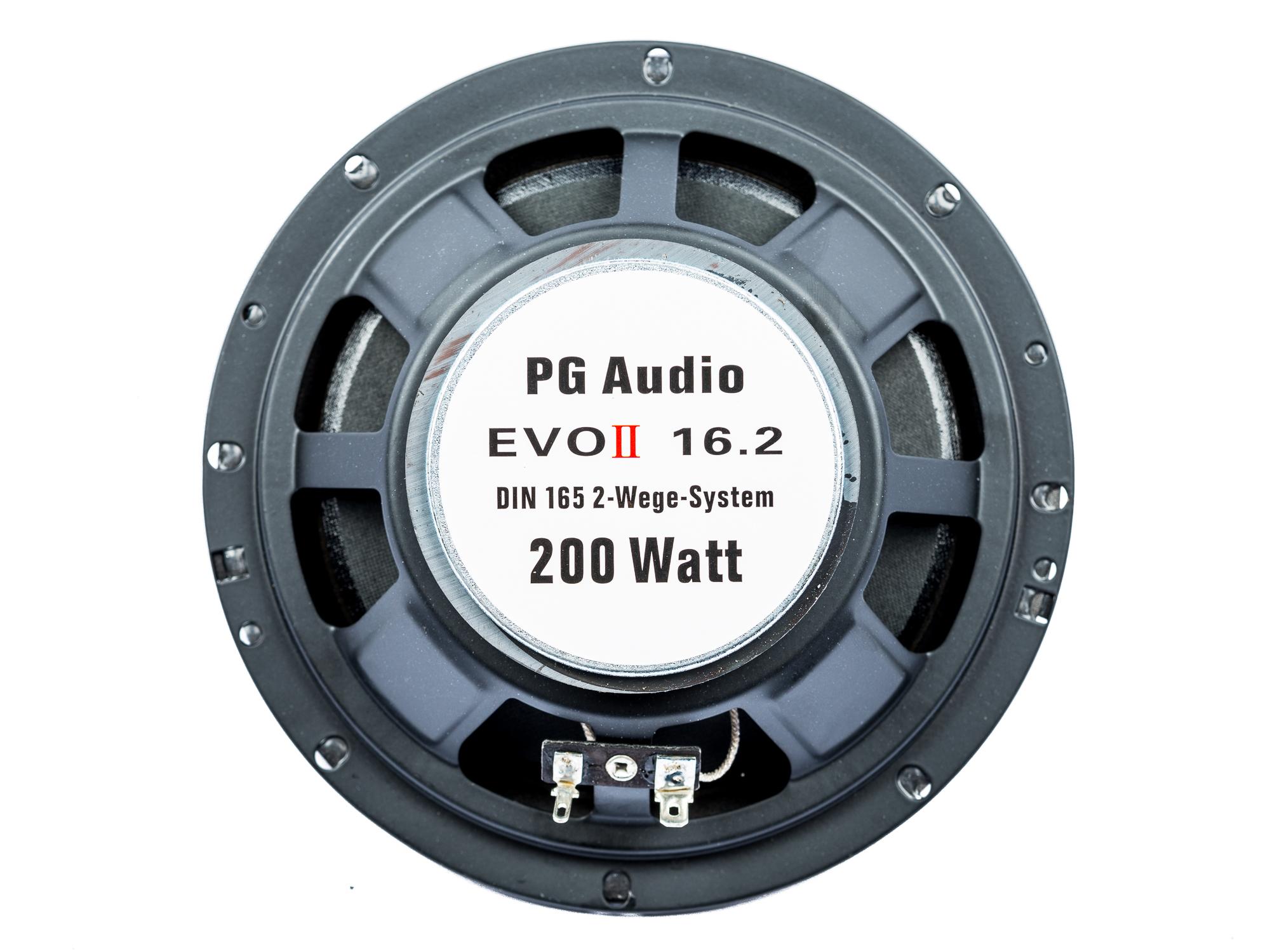 Volvo S60 V70 V70XC Lautsprecher Einbauset Tür vorne PG Audio – Bild 2