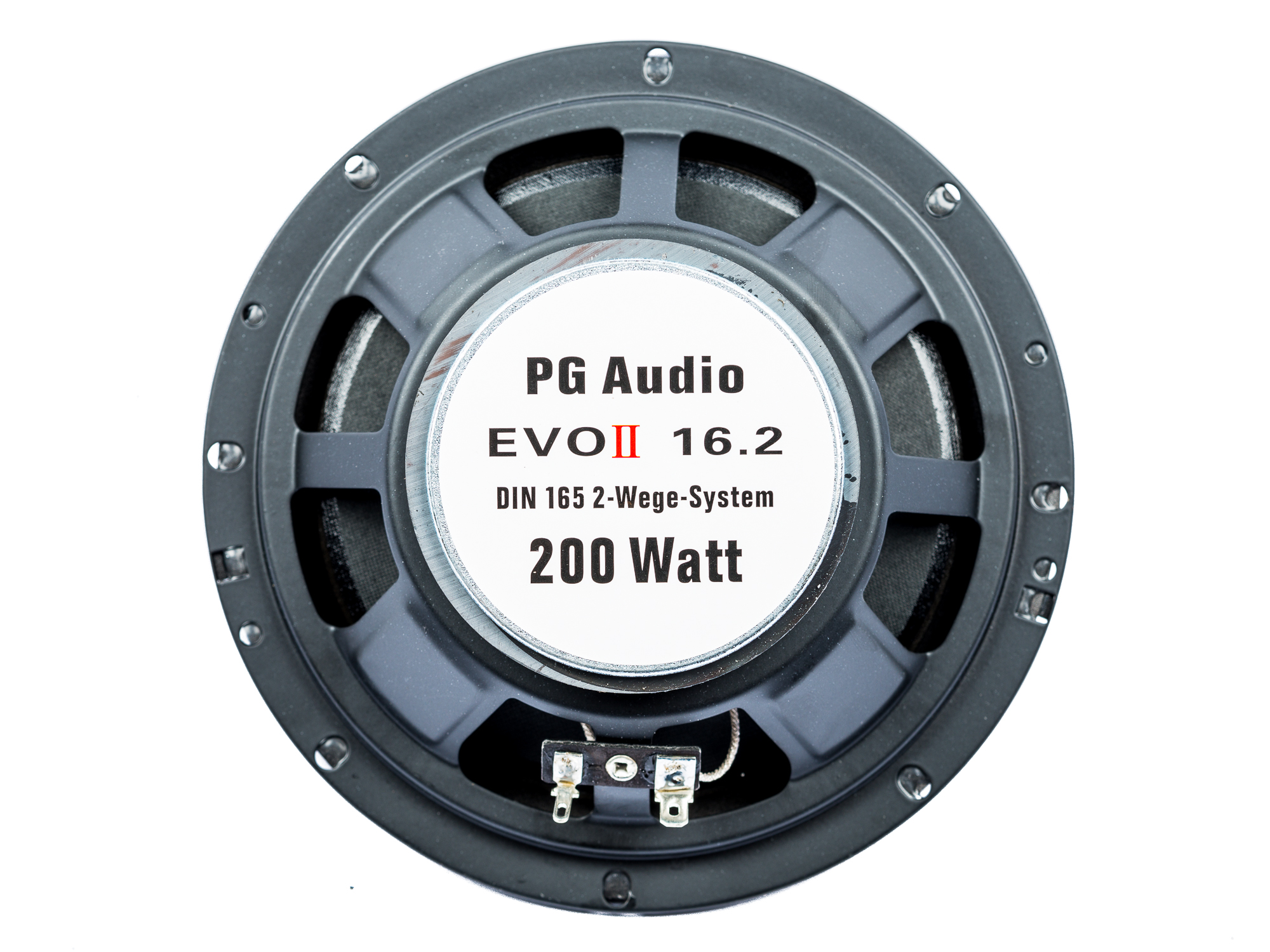 Renault Scenic X-Mod  Lautsprecher Einbauset Tür vorne PG Audio – Bild 2