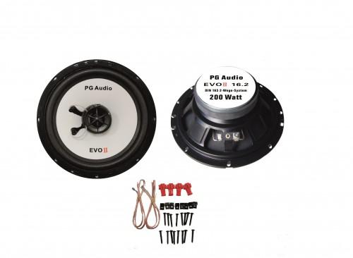 Alfa Romeo Spider 939, ES 30 SZ / RZ, Lautsprecher Einbauset vorne, PG Audio – Bild 1
