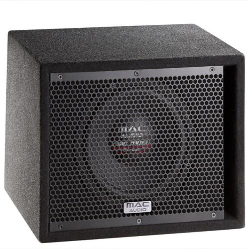 Mac Audio Mac  Mobil Street Sub 108A, aktiver Bassreflex-Subwoofer, 1 Stück B-Ware