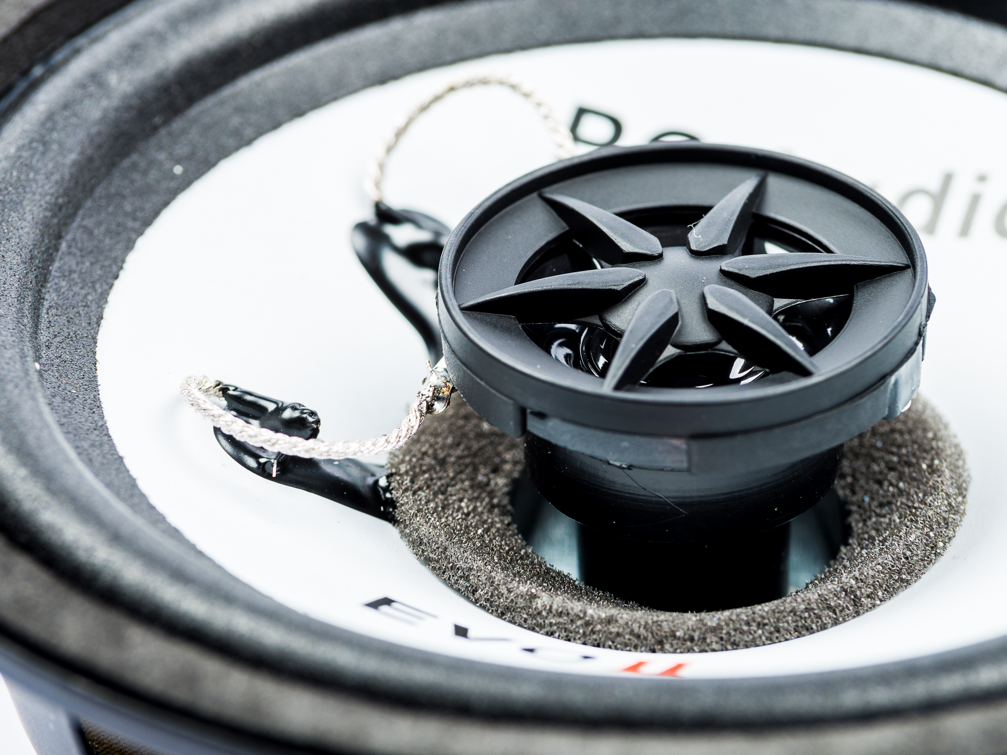 Honda Jazz Lautsprecher Einbauset Tür vorne PG Audio Neu Ware – Bild 2