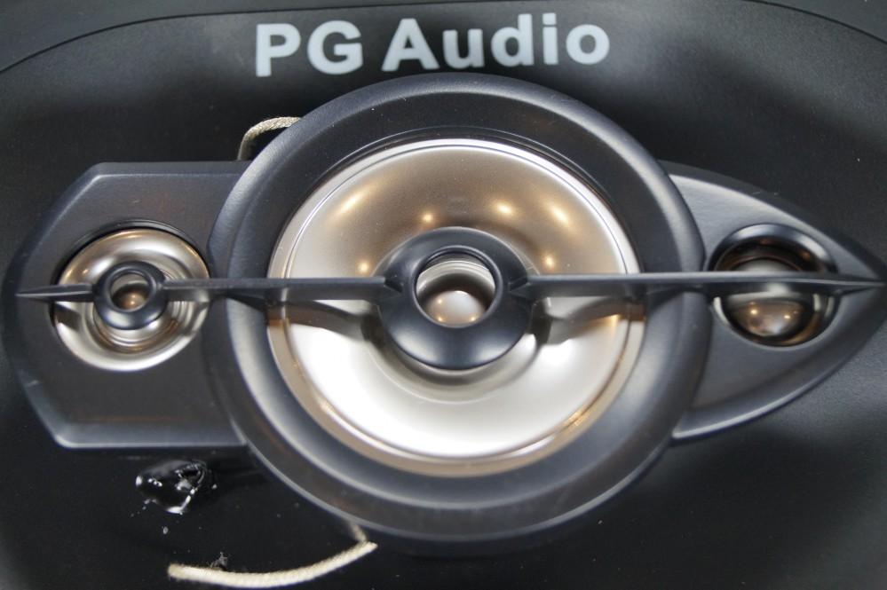 PG Audio EVO II 12x8(34cmx24cm)1200 Watt max.,Megagroß und Extrem Laut,Neu 1 Paar – Bild 5