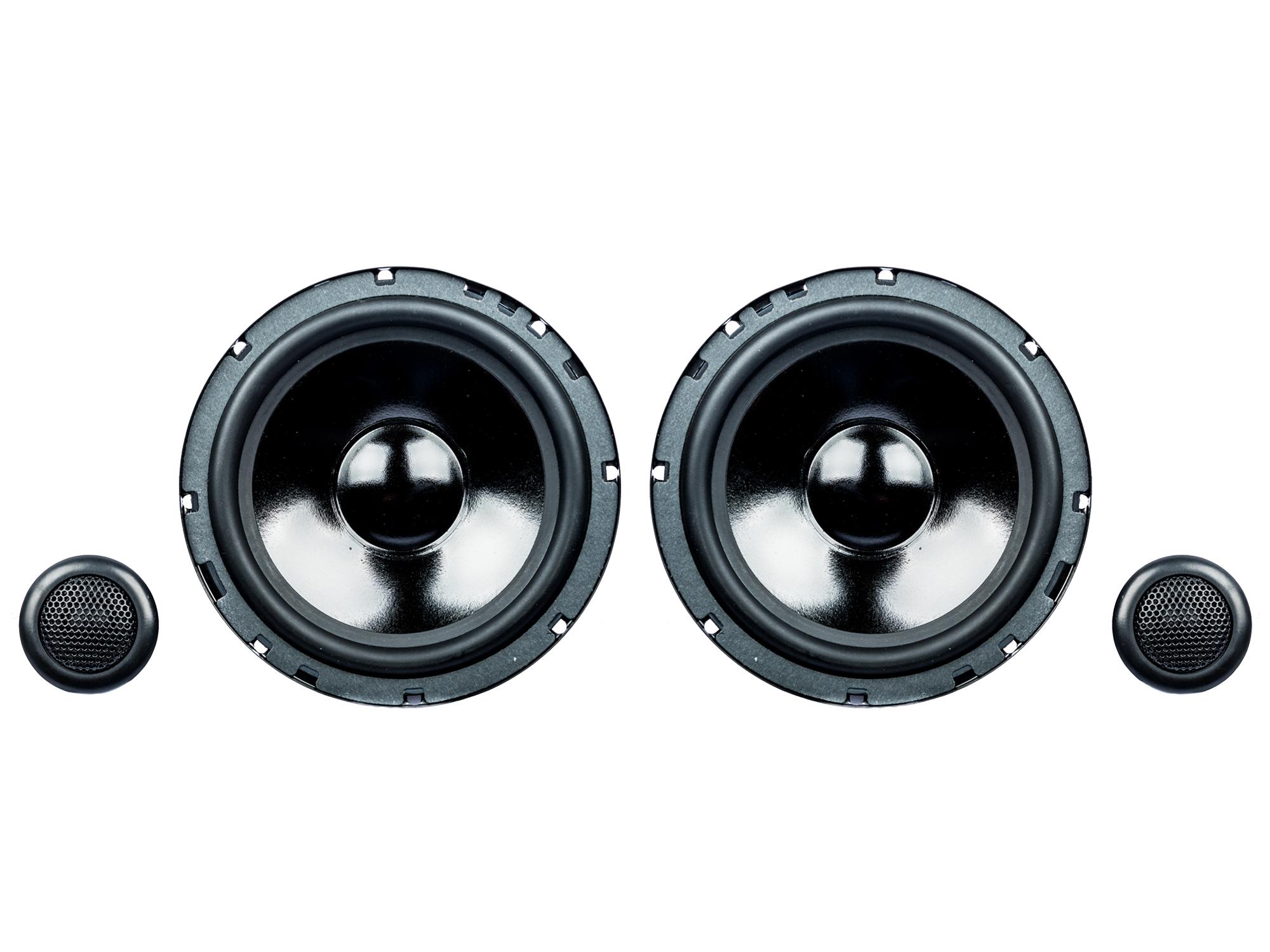 PG Audio 13 cm 2 Wege Kompo Auto Lautsprecher 2.13 Neu 120 Watt 001