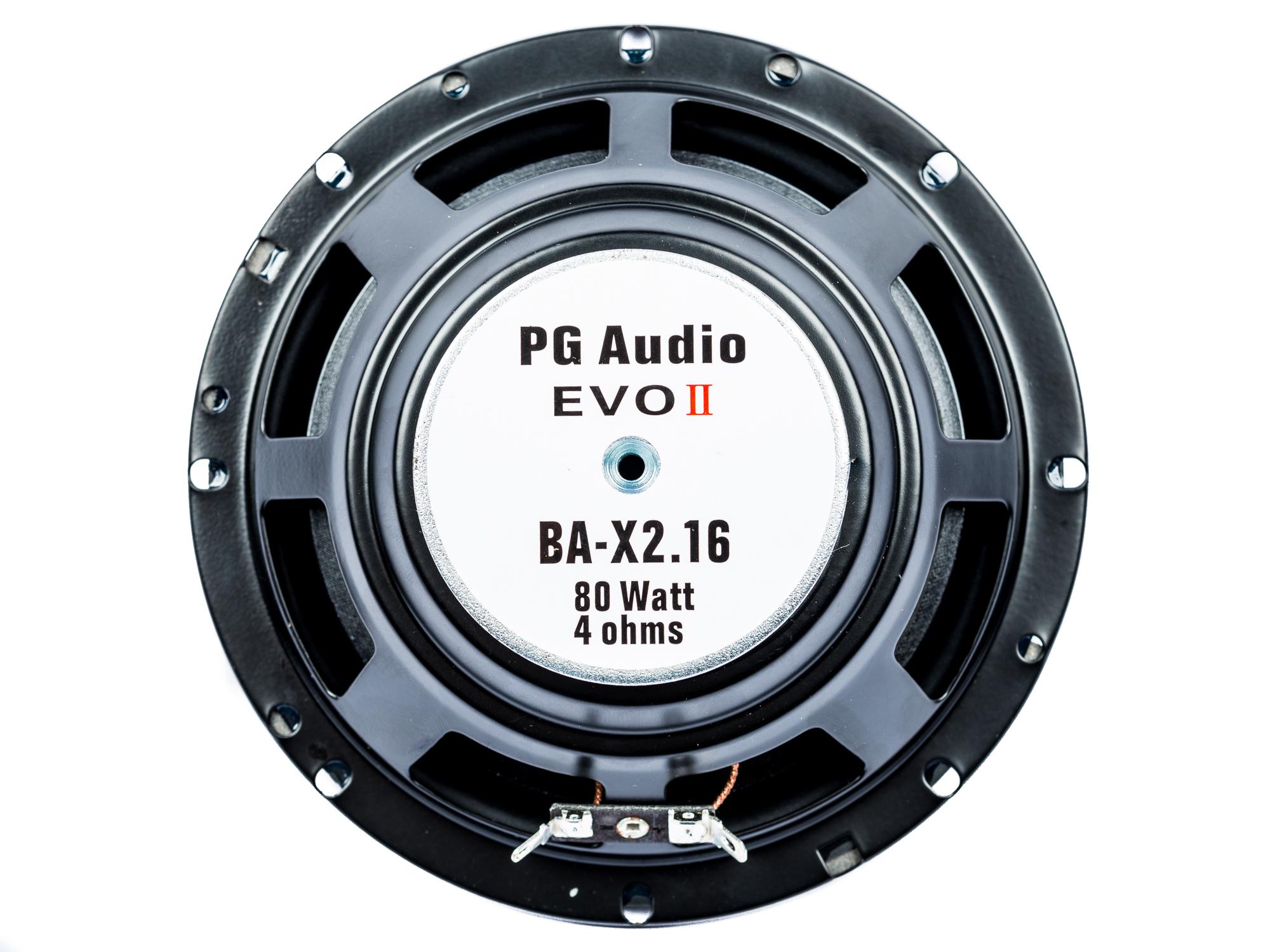 PG Audio Evo II 2.16, max. 240 Watt, 1 Paar Neu – Bild 2