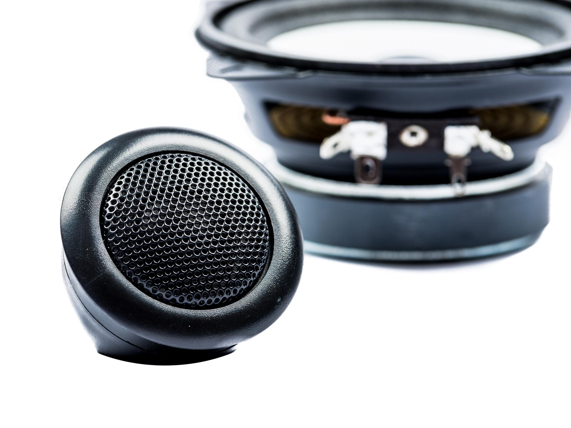 PG Audio Evo II 2.10 Kompo Lautsprecher 10 cm max. 160 Watt,100 mm 1 Paar – Bild 4