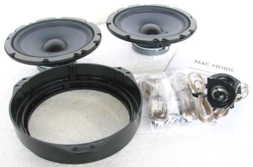 2-Wege Kompo System mac Audio Opel Astra G und Vectra B >8/97, Neu-Ware – Bild 4