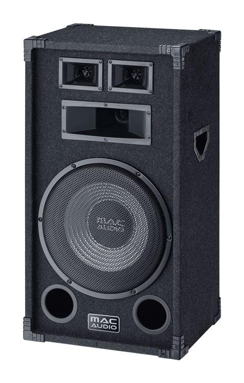 Mac Audio Soundforce 1300, max. 400 Watt, 1 Stück Neu-Ware 001