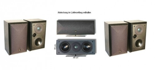 5.0 Dolby Surround High End Heimkino System 001