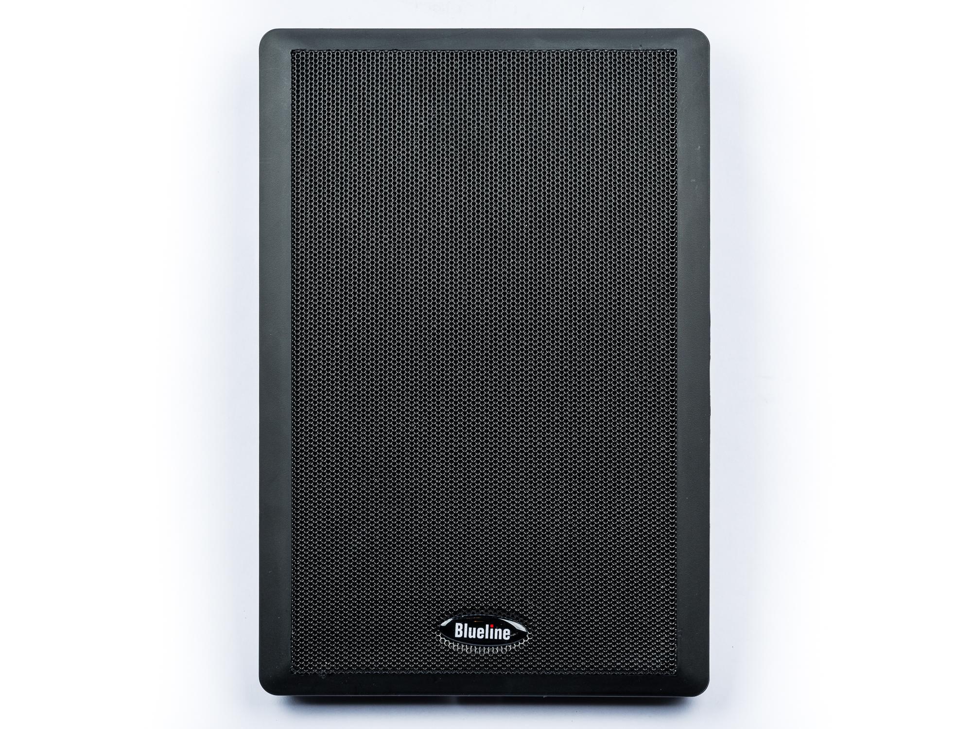 Blueline Flachlautsprecher für Dolby Atmos 2 Wege, 40 Watt Paar schwarz – Bild 1