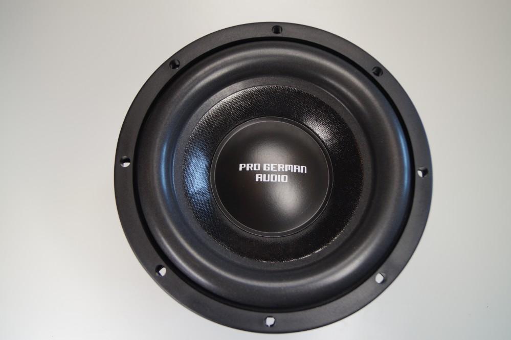 PG Audio 822 Boom Subwoofer 001