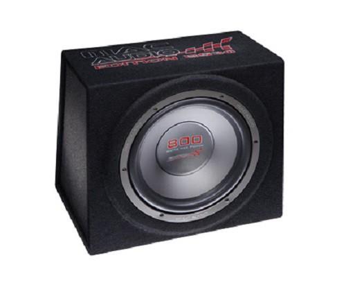 B Ware Mac Audio Edition BS 30, *schwarz* 300 mm geschl. Subwoofer, 800 Watt max.