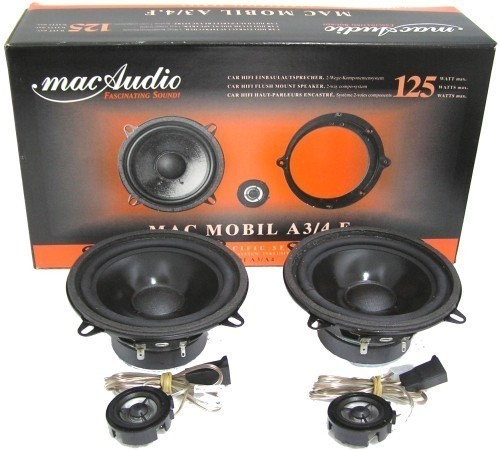 mac Audio Mac Mobil A3/4.F, 125 Watt max., B-Ware
