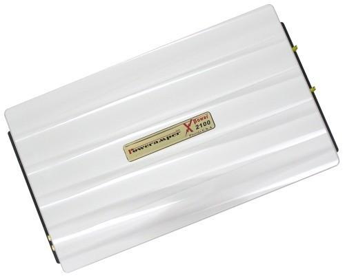 Poweramper XP 2100, 2-Kanal Car Hifi Leistungsverstärker, B-Ware – Bild 1