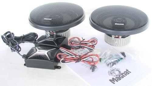 1 Paar 130 mm 2-Wege Koax System Magnat Xcess 132, Neu-Ware – Bild 1