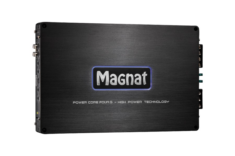 Magnat Power Core Four, 4-Kanal Car HiFi Verstärker, NEU – Bild 1
