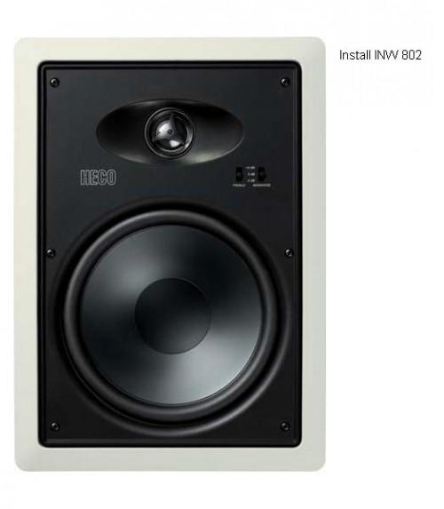 Heco Install INW 802, 180 Watt max., 1 Stück, NEU – Bild 1