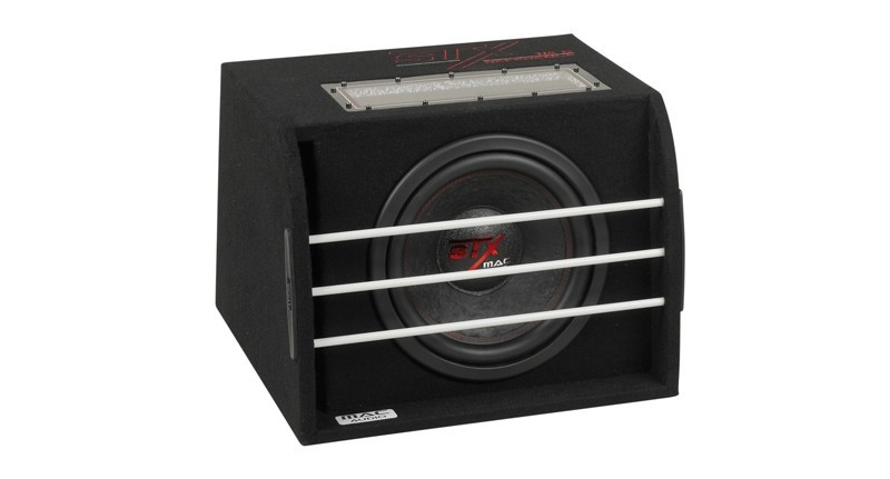 Mac Audio STX 112 R Reference,Subwoofer,Basslautsprecher 1200 Watt, NEU