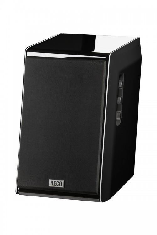 B Ware Ascada 2.0, Vollaktives Bluetooth-Stereolautsprecher-Set, *schwarz*, 1 Paar  – Bild 5