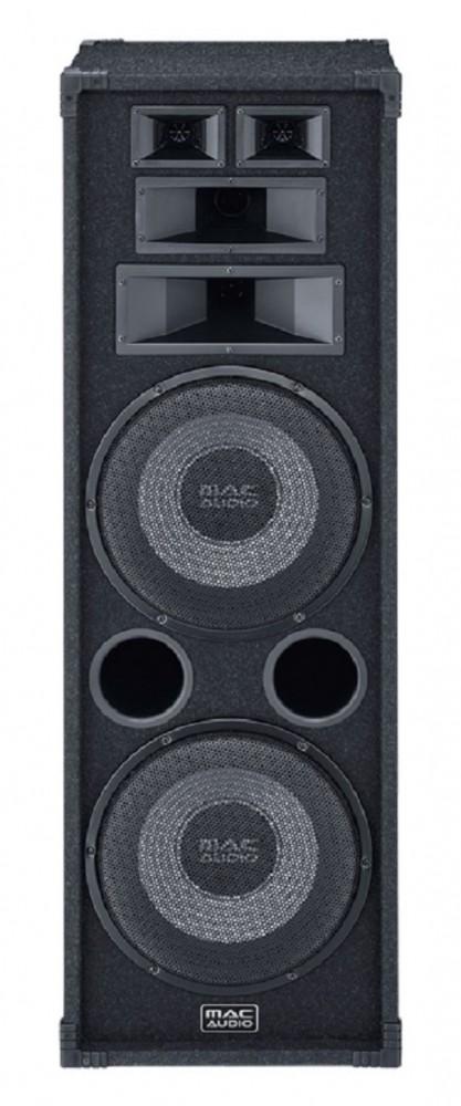 1 Stück Mac Audio Soundforce 2300,  Discobox max. 800 Watt, Neu-Ware 001