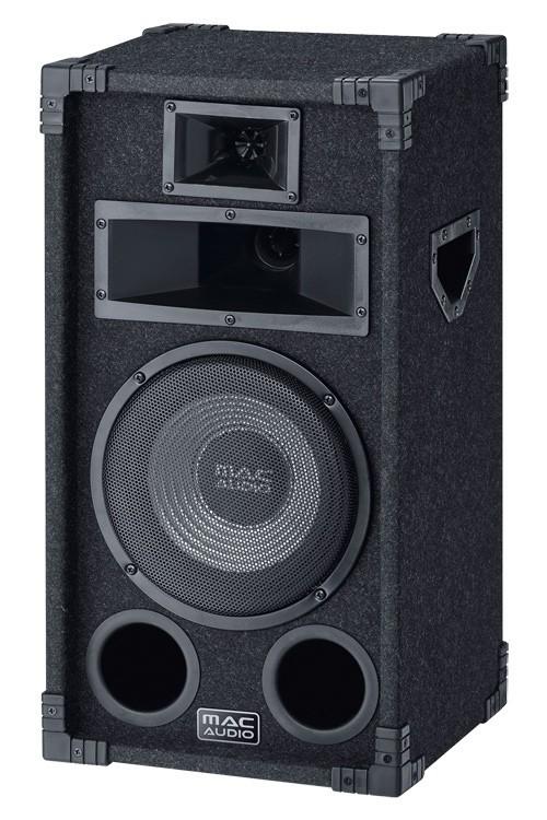 Mac Audio Soundforce 1200 Discobox,Lautsprecher max. 300 Watt, Neu-Ware,1Stück – Bild 1